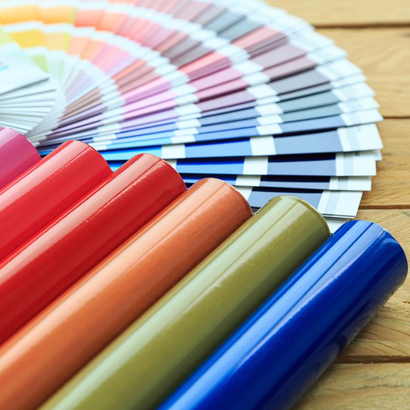 Cudowna Malowanie proszkowe - paleta kolorów   Profesjonalna lakiernia Art-Met WI43