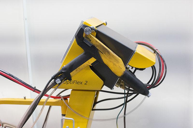 Inteligentny Kabina natryskowa | Profesjonalna lakiernia Art-Met OZ94